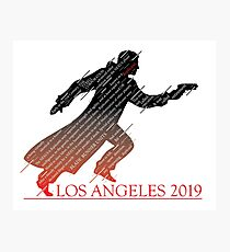 Los Angeles 2019 Photographic Print