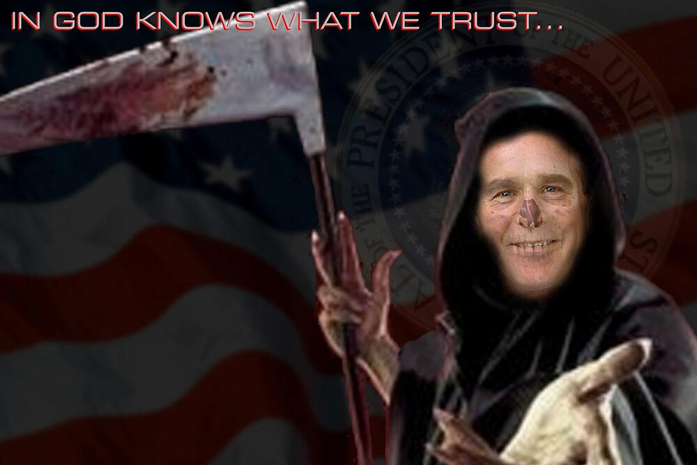 In god knows what we trust... by spec