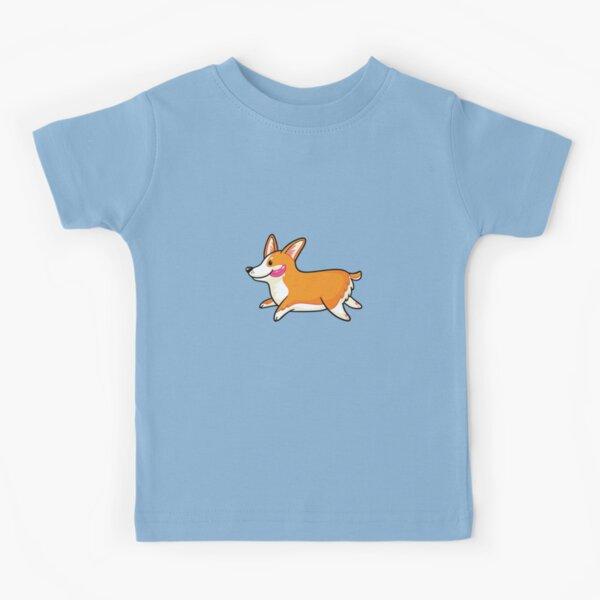Corgi Kids T-Shirt