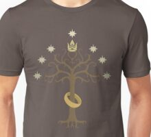 Lord of the Rings Inspired Tree Unisex T-Shirt