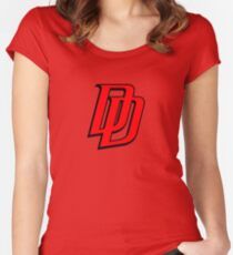 DD Women's Fitted Scoop T-Shirt
