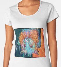 Colourful Baby Flying-fox Women's Premium T-Shirt
