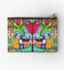 Patterns of the Stained Glass Window Studio Pouch