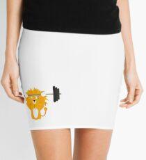 st patrick drinking Mini Skirt
