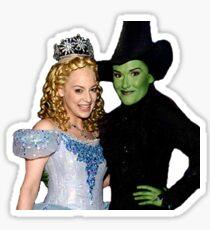 Jenni & Christine pt 3 Sticker