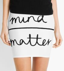 spiritualized Mini Skirt