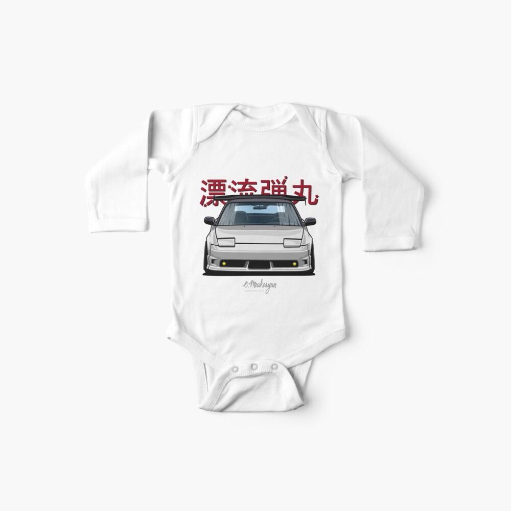 Silvia / 240SX (weiß) Baby Body