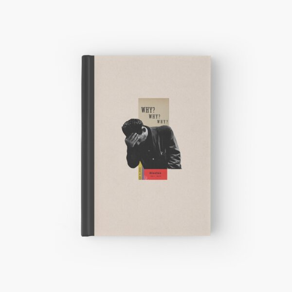 Why? Hardcover Journal