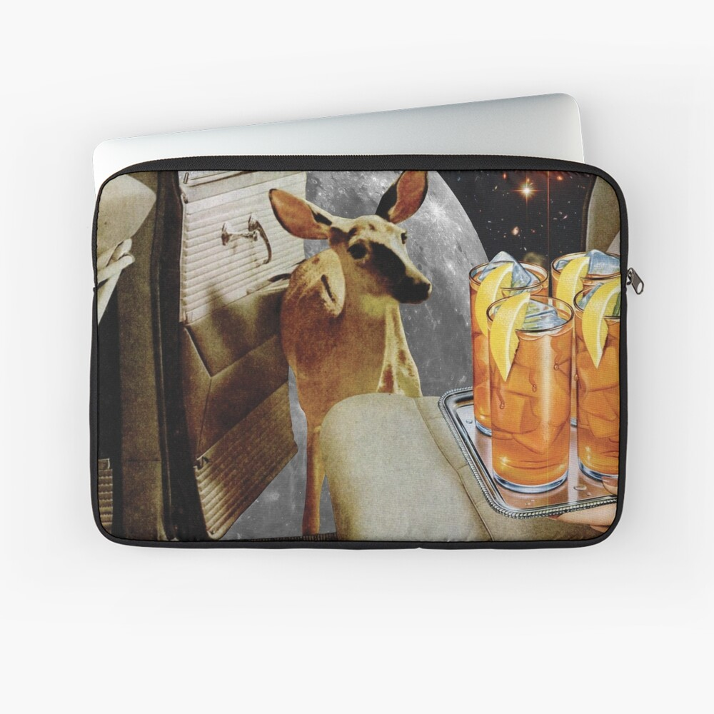 Oh, deer! Laptop Sleeve