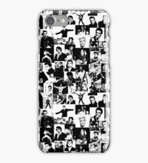 Elvis Presley pattern iPhone Case/Skin