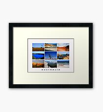My Country Framed Print