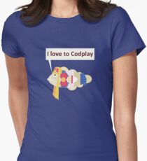 Codplayer Womens Fitted T-Shirt
