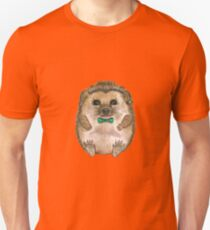 Harold the Handsome Hedgehog Unisex T-Shirt