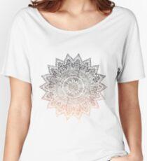 BOHEMIAN HYGGE MANDALA Women's Relaxed Fit T-Shirt