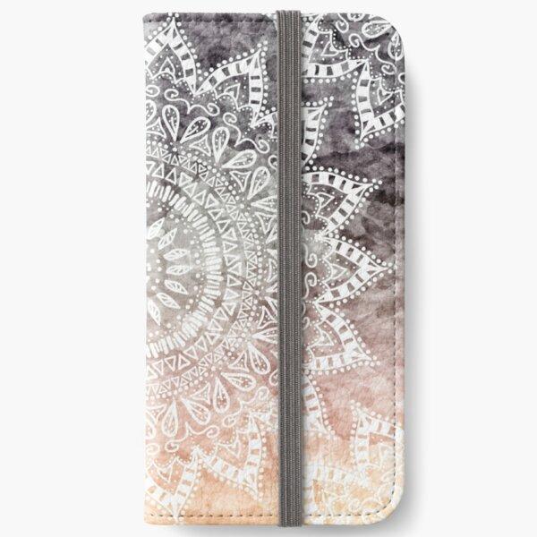 BOHEMIAN HYGGE MANDALA iPhone Wallet