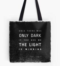 LIGHT vs. DARK Tote Bag