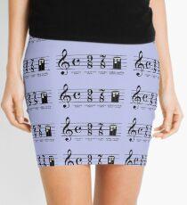 Wibbly-wobbly timey-wimey Mini Skirt