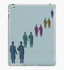 Rene Magritte Influence iPad Case/Skin