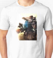 titan Herbst Slim Fit T-Shirt