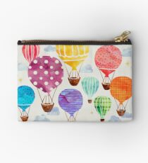 Hot Air Balloon Studio Pouch
