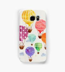 Hot Air Balloon Samsung Galaxy Case/Skin