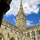 Salisbury Cathedral, Wiltshire, UK by Andrew Harker