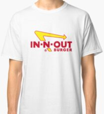 In n Out Burger Classic T-Shirt