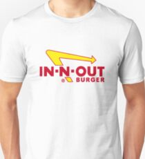 Camiseta unisex En n Out Burger