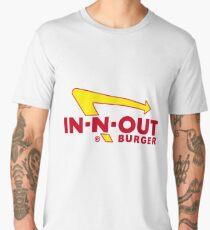 In n Out Burger Men's Premium T-Shirt
