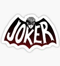 The dark thief Sticker