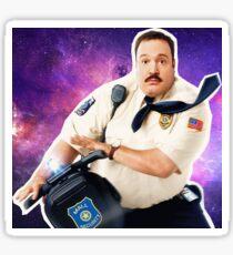 Paul Blart in Space Sticker