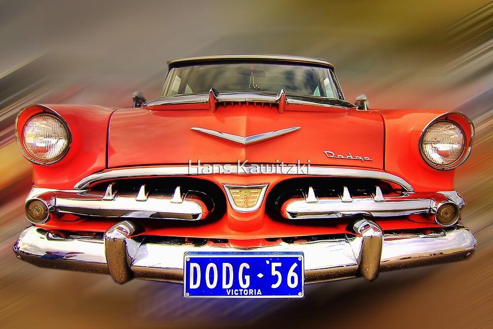 1350 Flying Dodge by Hans Kawitzki