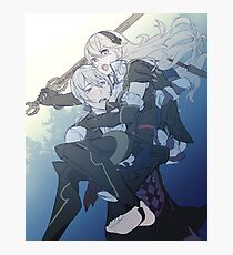 Jacob&Corrin - Fire Emblem Fates Photographic Print