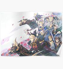 Nohr - Fire Emblem Fates Poster