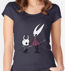 Hollow Knight Women's Fitted Scoop T-Shirt