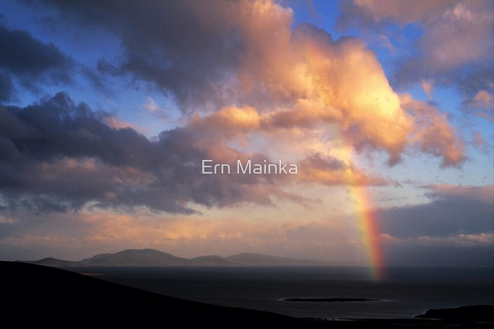 Wilsons Promontory Rainbow by Ern Mainka