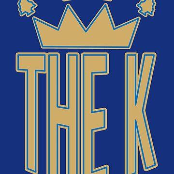 The K (simple) by Lordbearski