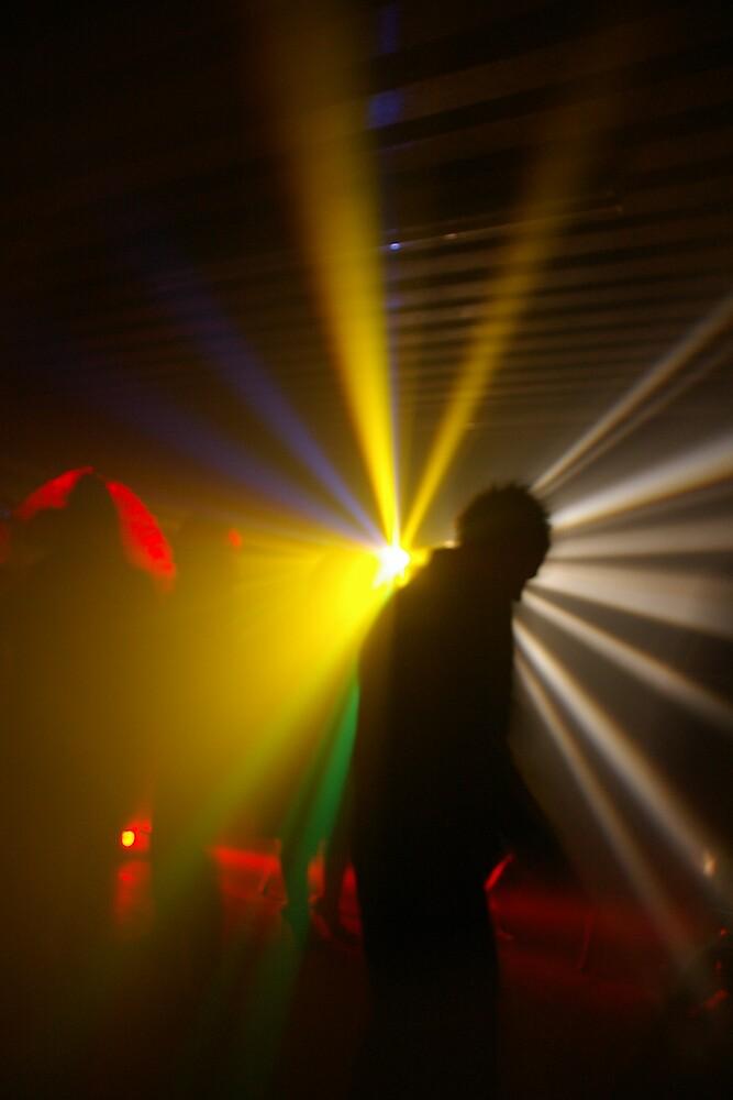 Disco Dancing by Deidre Cripwell