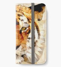 abstract tiger iPhone Wallet/Case/Skin