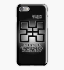 20-iphone4-Adinkra-Series-Excellence iPhone Case/Skin