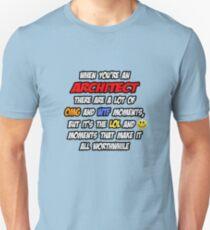 Architect ... OMG WTF LOL Unisex T-Shirt