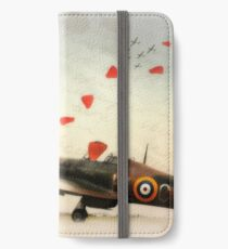Fighter Command - Hurricane iPhone Wallet/Case/Skin