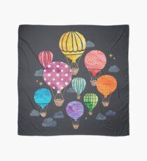 Hot Air Balloon Night Scarf