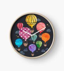 Hot Air Balloon Night Clock