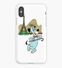 Huckleberry Hound Fairground Carnival  iPhone Case/Skin