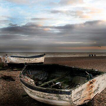 Aldburgh boats by lgrayson