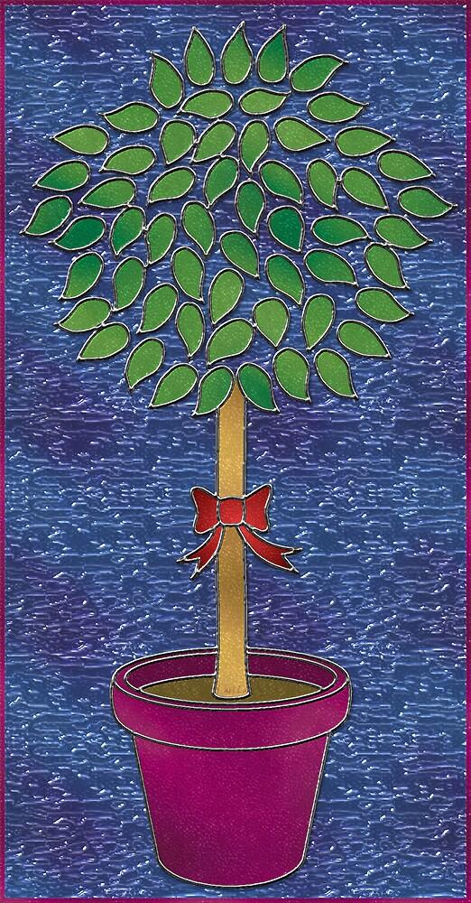 Glass Tree by sootyangel
