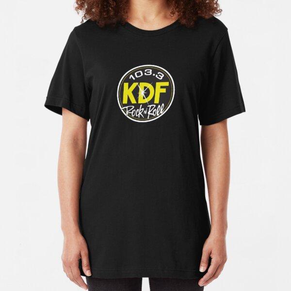 103.3 KDF Nashville Slim Fit T-Shirt