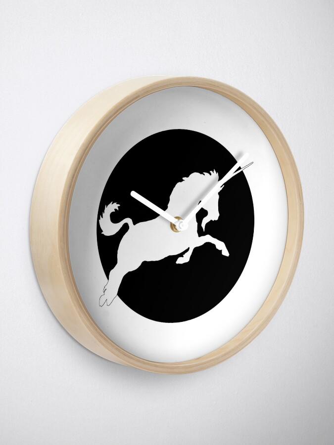 Alternative Ansicht von Einhorn Uhr