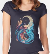 Festival of the Flying Fish Women's Fitted Scoop T-Shirt